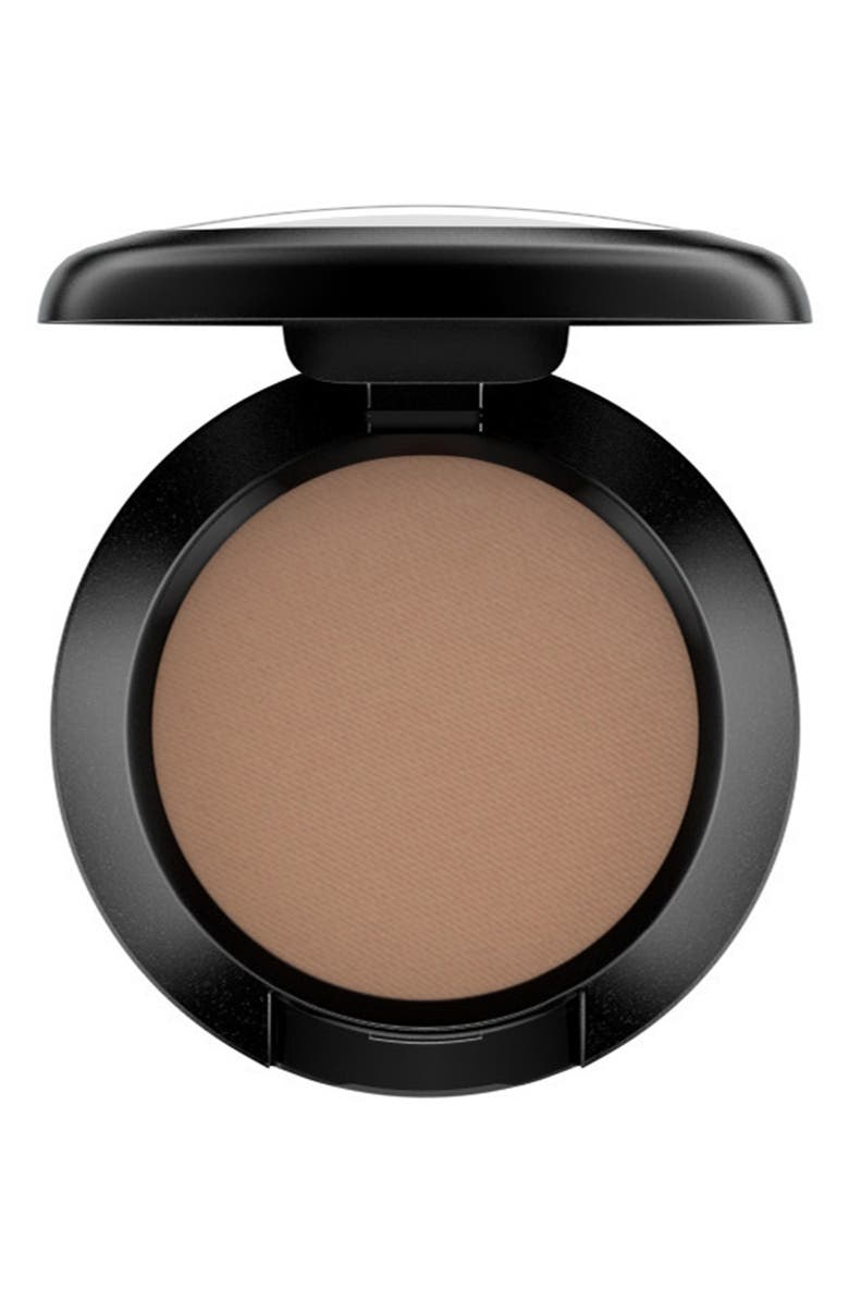 MAC Beige/Brown Eyeshadow, Main, color, CHARCOAL BROWN (M)