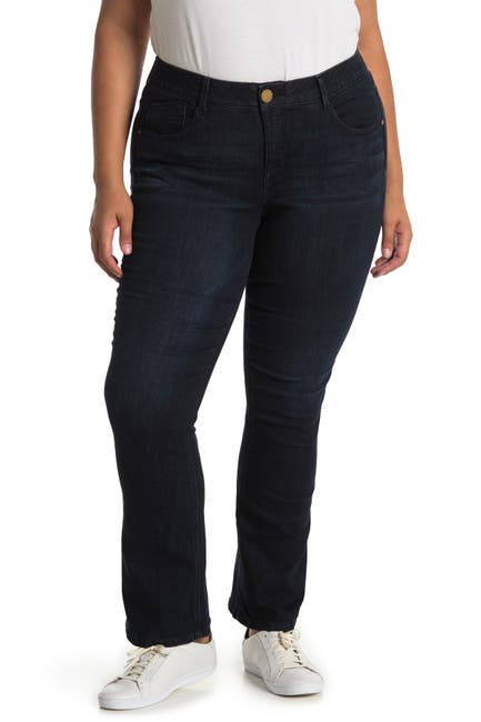 Image of Democracy AB Tech Itty Bitty Boot Cut Jeans
