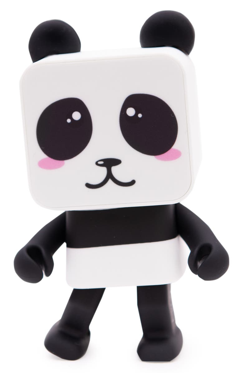 MOB MOBILITY OF BOARD MOB Mobility on Board Dancing Animals - Panda Bluetooth<sup>®</sup> Speaker, Main, color, 100