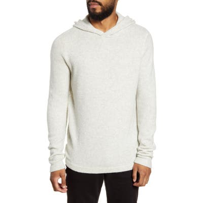 Calibrate Brushed Hooded Sweater, Grey