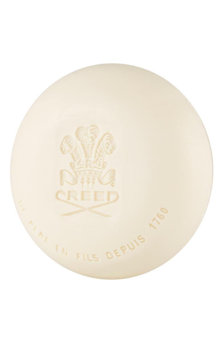 CREED 'Original Vetiver' Soap, Main, color, NO COLOR