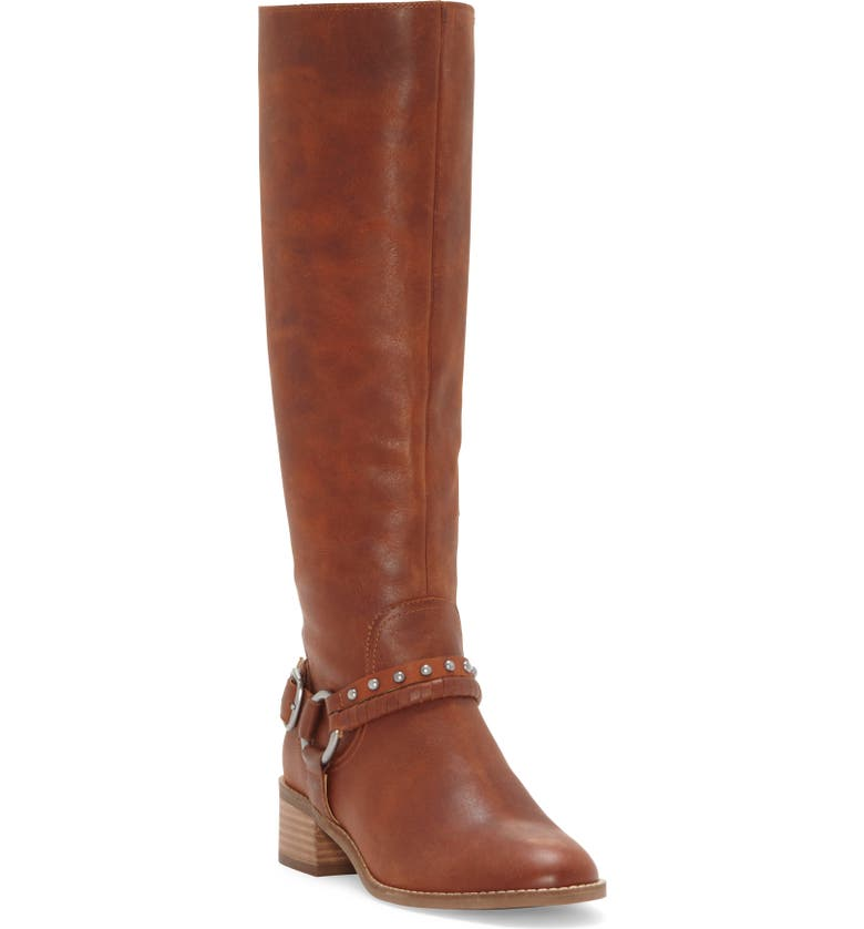 LUCKY BRAND Karesi Boot, Main, color, WHISKEY LEATHER