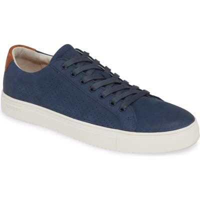 Blackstone Low Top Sneaker, Blue