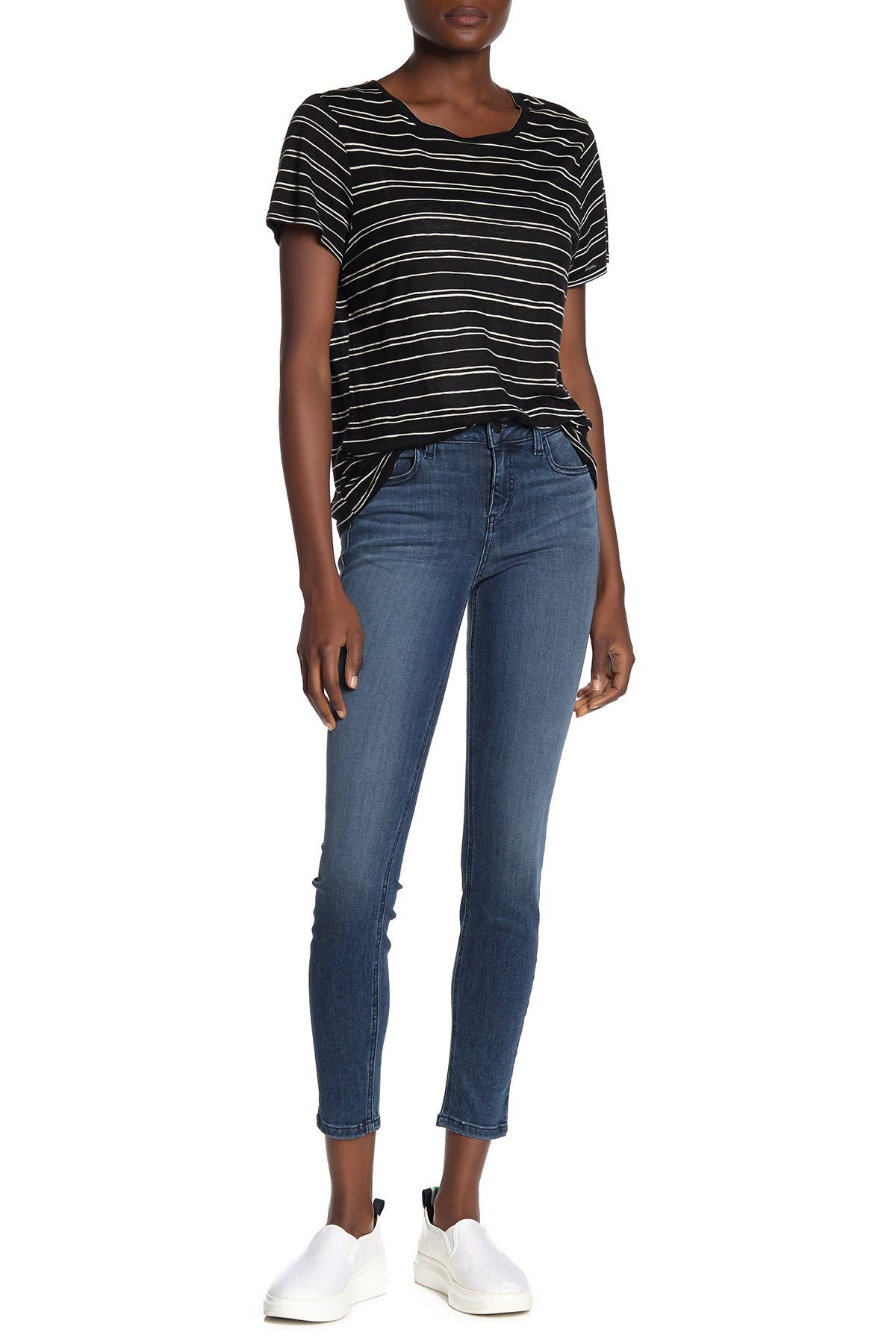 Image of Level 99 Tanya High Rise Ultra Skinny Jeans