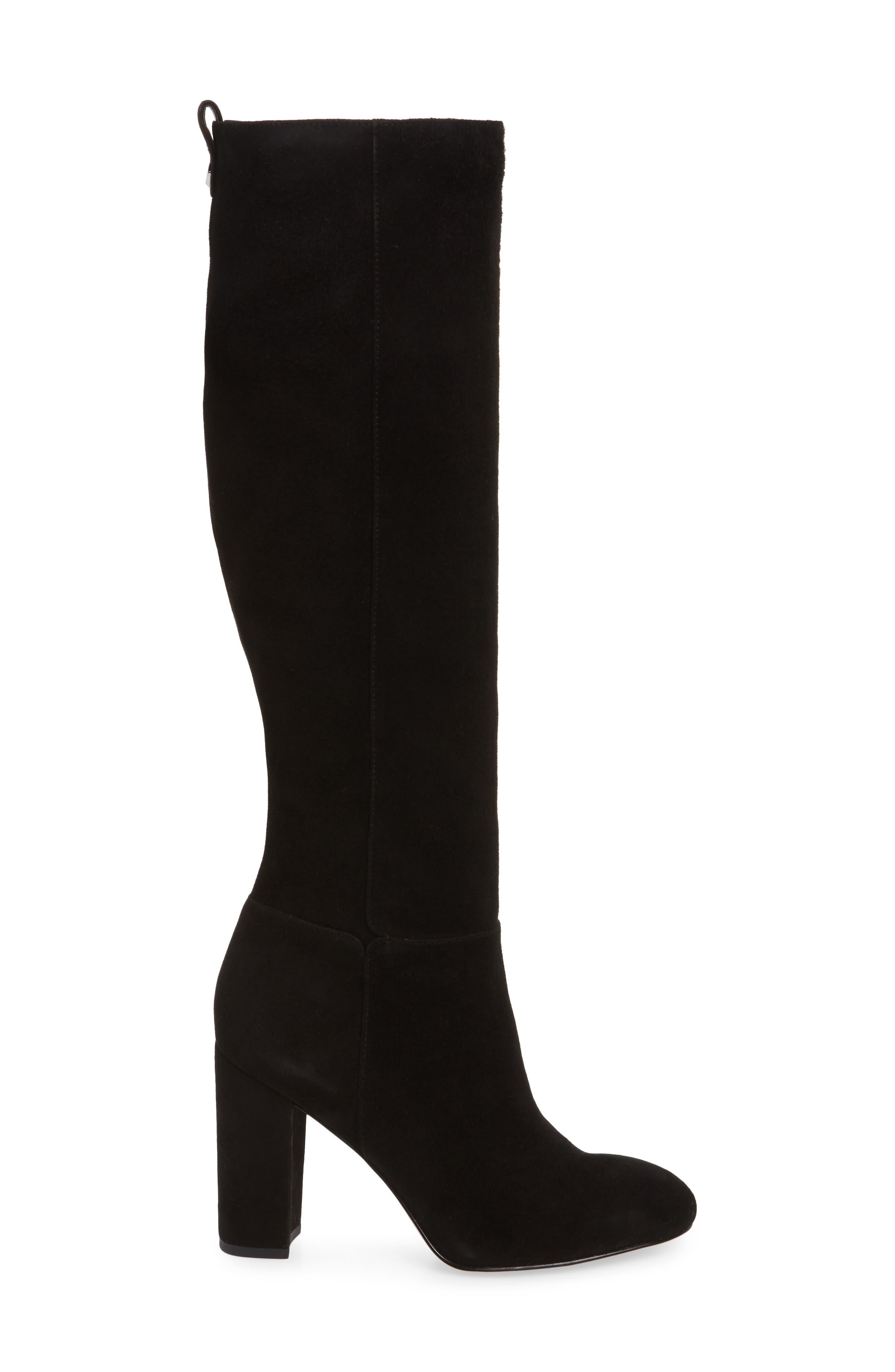 ,                             Caprice Knee-High Boot,                             Alternate thumbnail 17, color,                             003