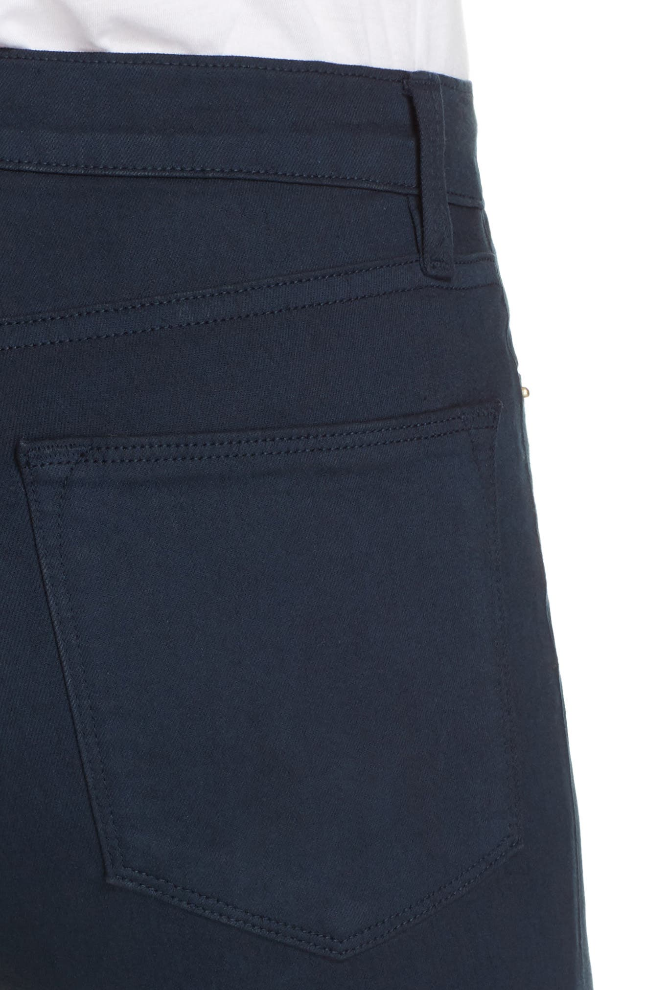 ,                             Le High Raw Hem Ankle Skinny Jeans,                             Alternate thumbnail 23, color,                             410