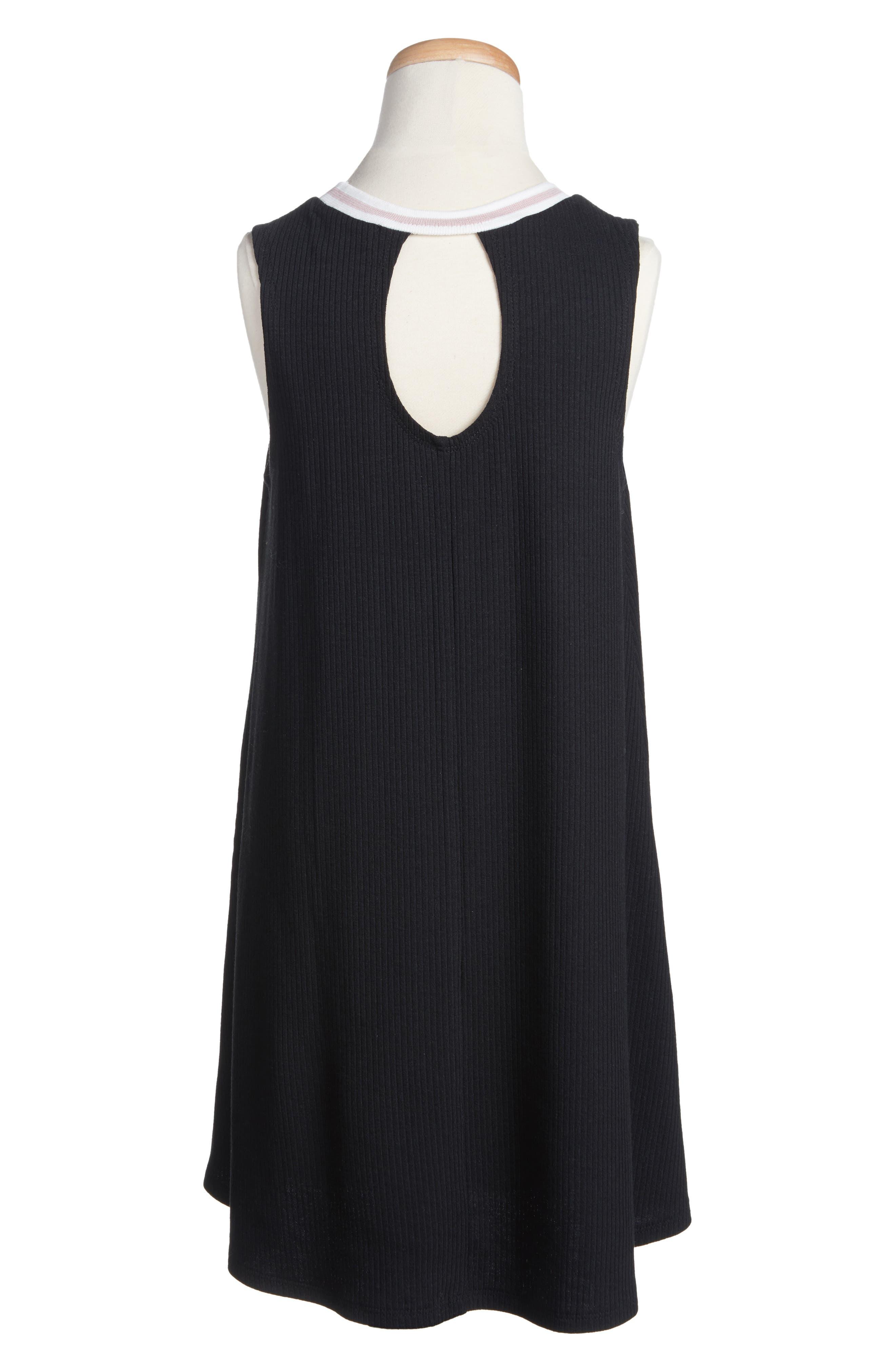 ,                             Ringer Tank Dress,                             Alternate thumbnail 2, color,                             001