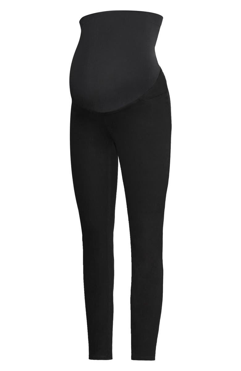 Mama Ankle Jean Ish® Seamless Maternity Leggings by Spanx®