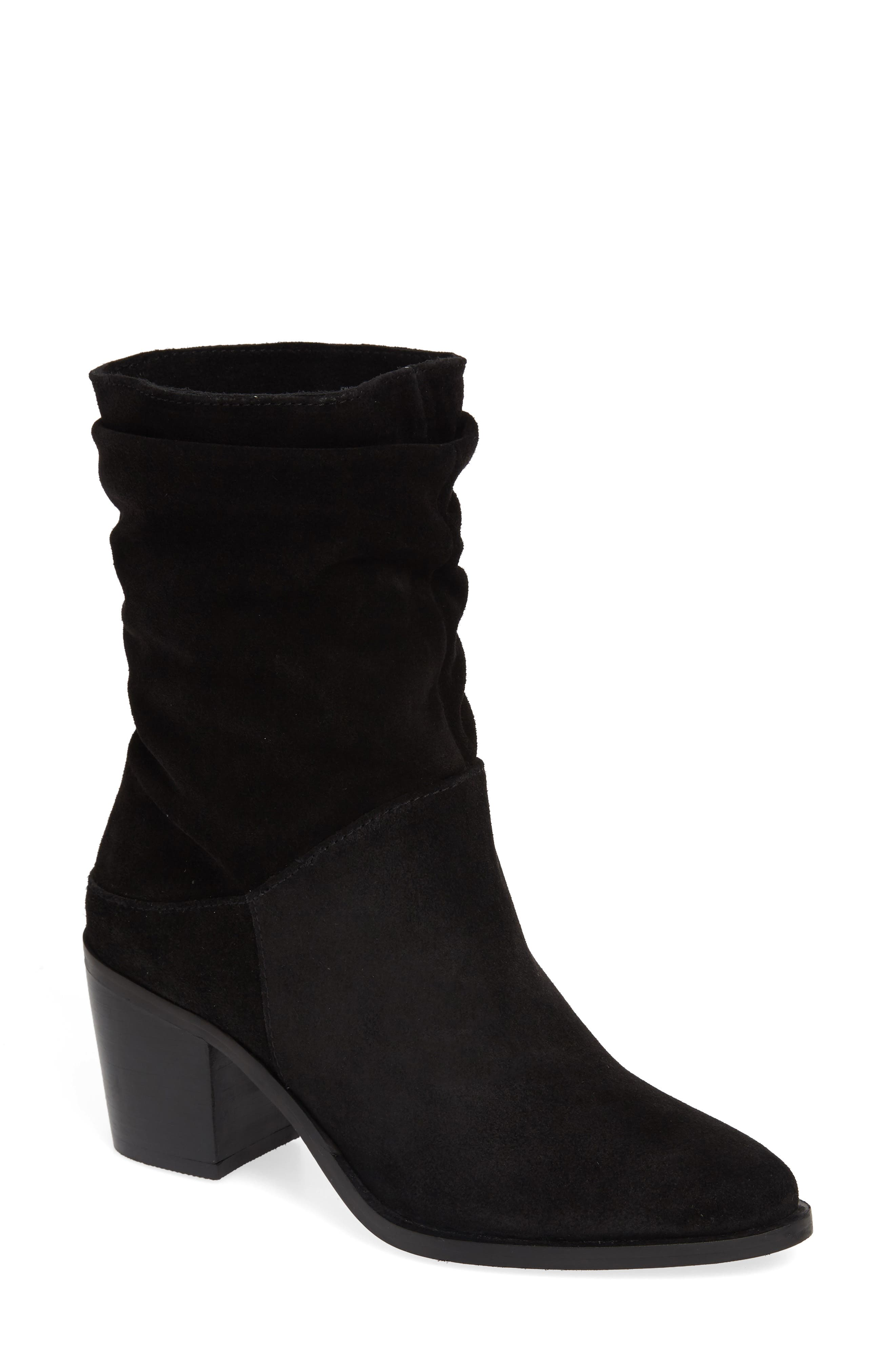 Charles By Charles David Younger Bootie, Black
