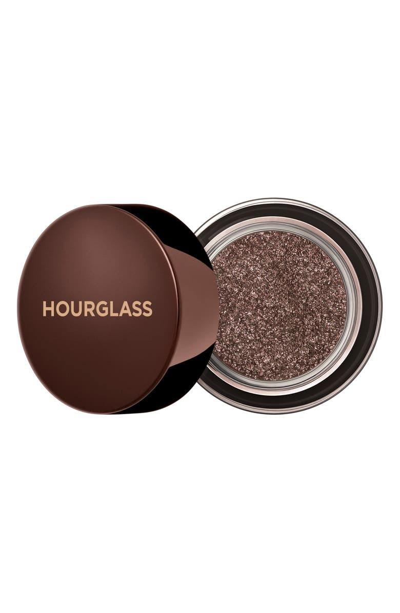 HOURGLASS Scattered Light Glitter Eyeshadow, Main, color, SMOKE