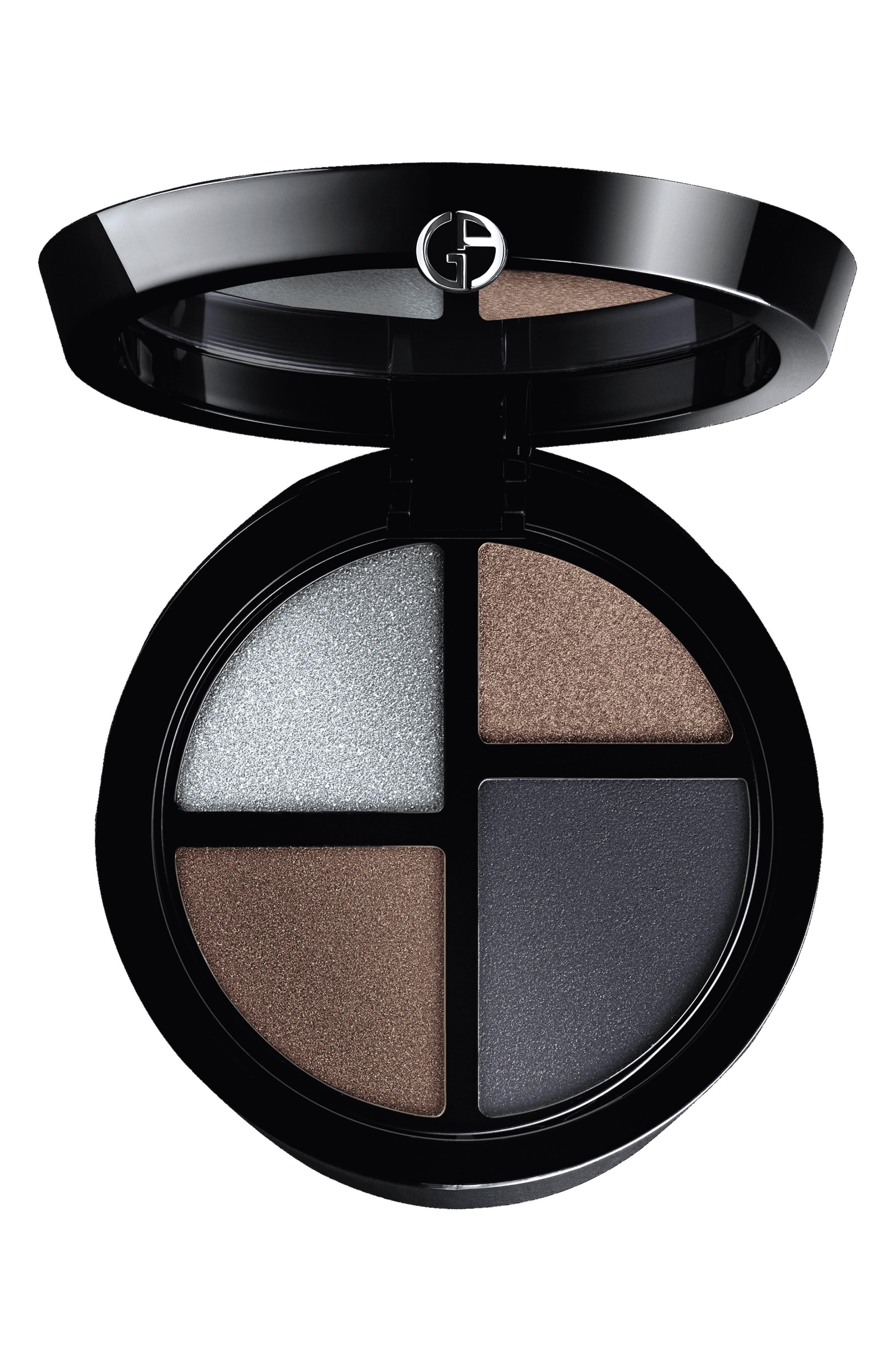 Eye Quattro Eyeshadow Palette, Main, color, 04 FAME