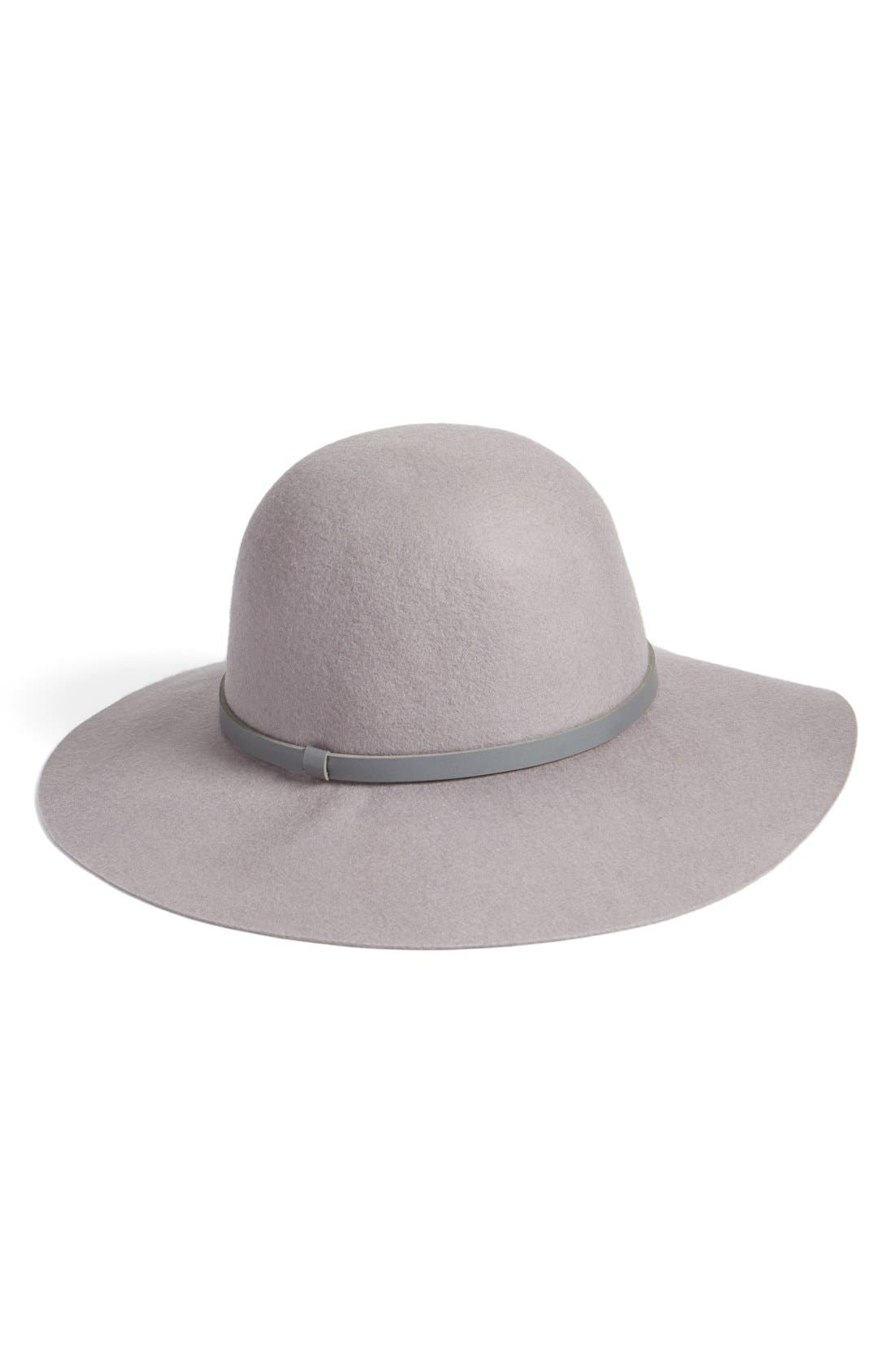 ,                             Floppy Wool Hat,                             Main thumbnail 7, color,                             021