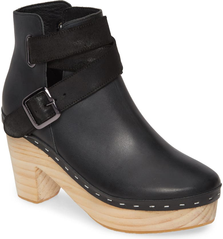 FREE PEOPLE Bungalow Clog Boot, Main, color, 001