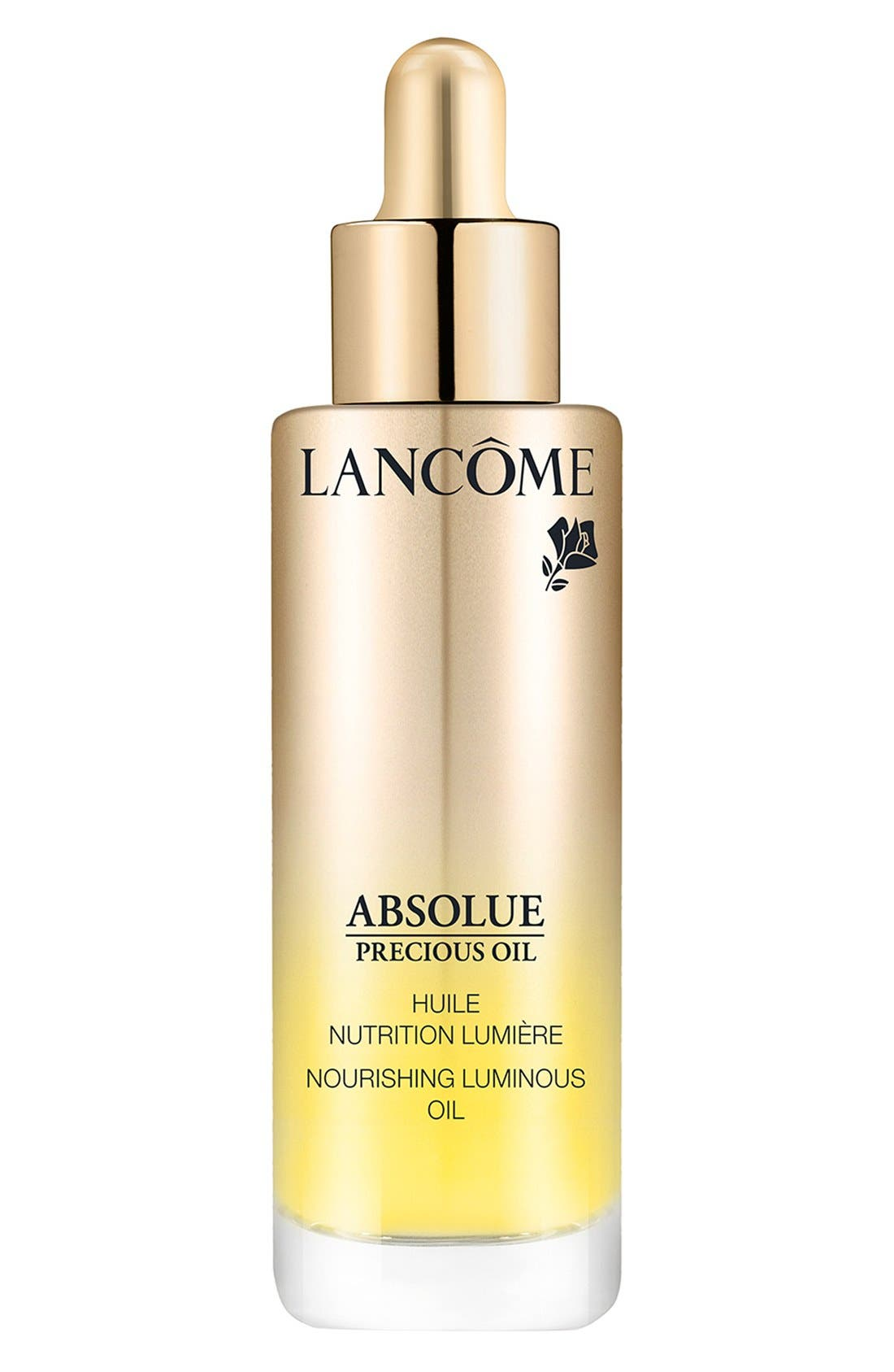 Absolue Precious Nourishing Face Oil, Main, color, NO COLOR