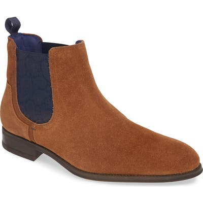 Ted Baker London Travics Chelsea Boot- Brown