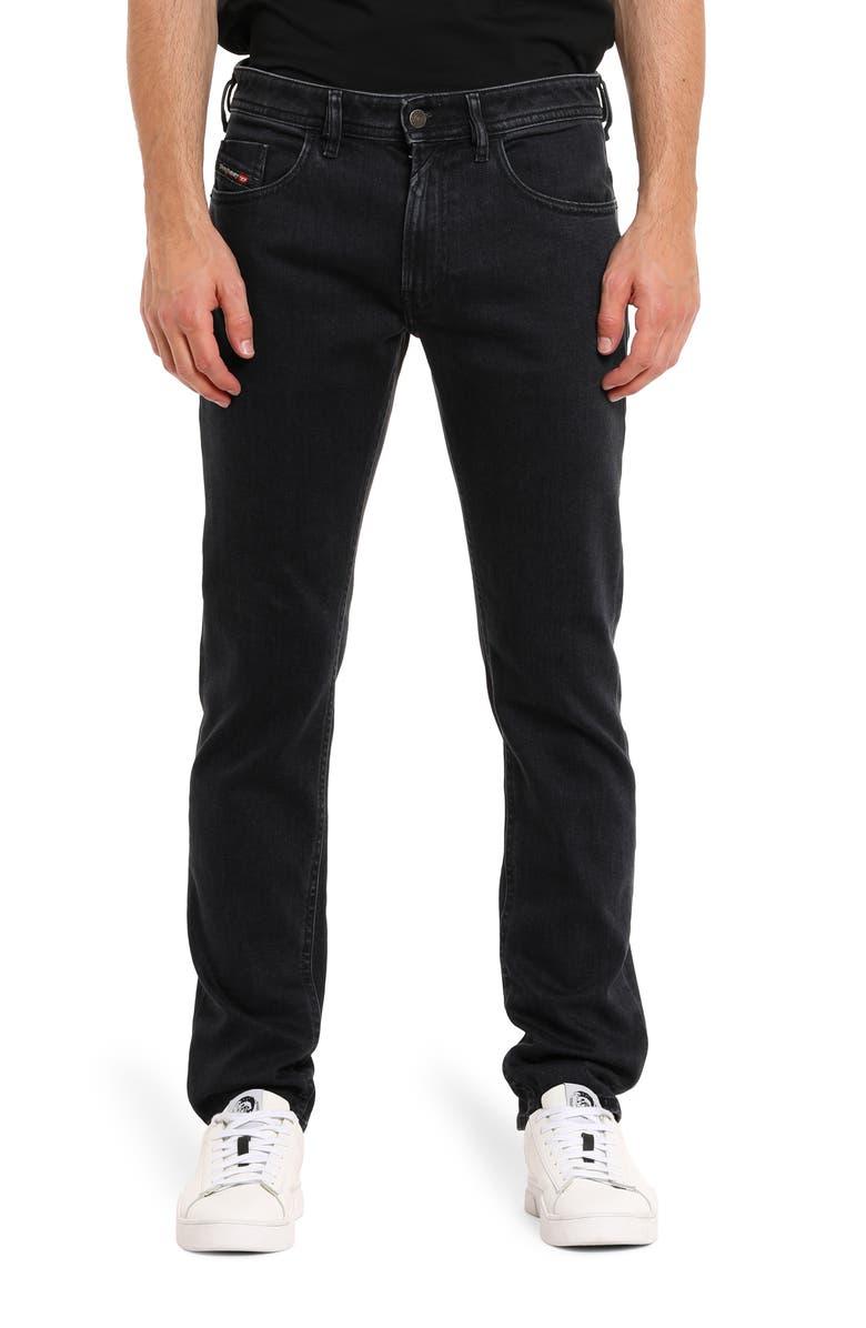 DIESEL<SUP>®</SUP> Thommer Slim Fit Jeans, Main, color, 020