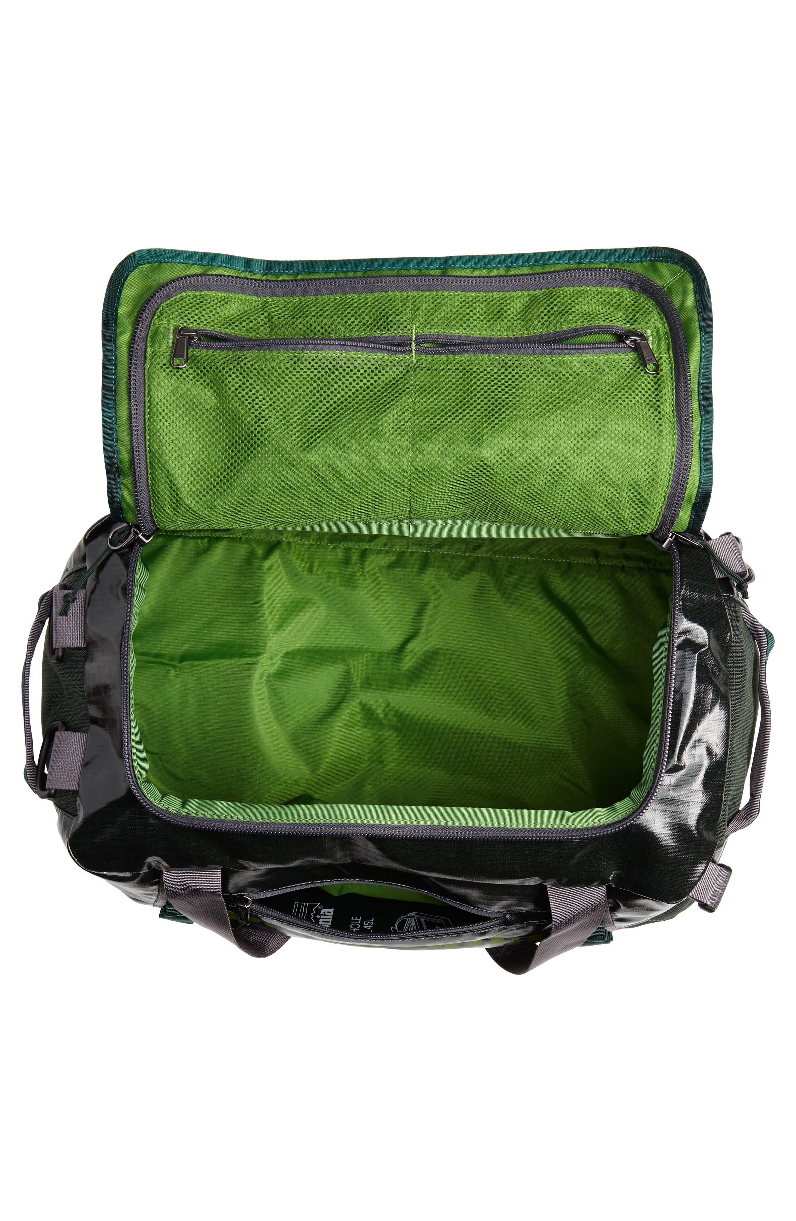 ,                             Black Hole Water Repellent 45-Liter Duffle Bag,                             Alternate thumbnail 37, color,                             301