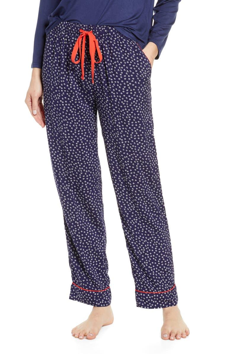 PROJECT REM Girl Power Pajama Pants, Main, color, DITZY FLORAL