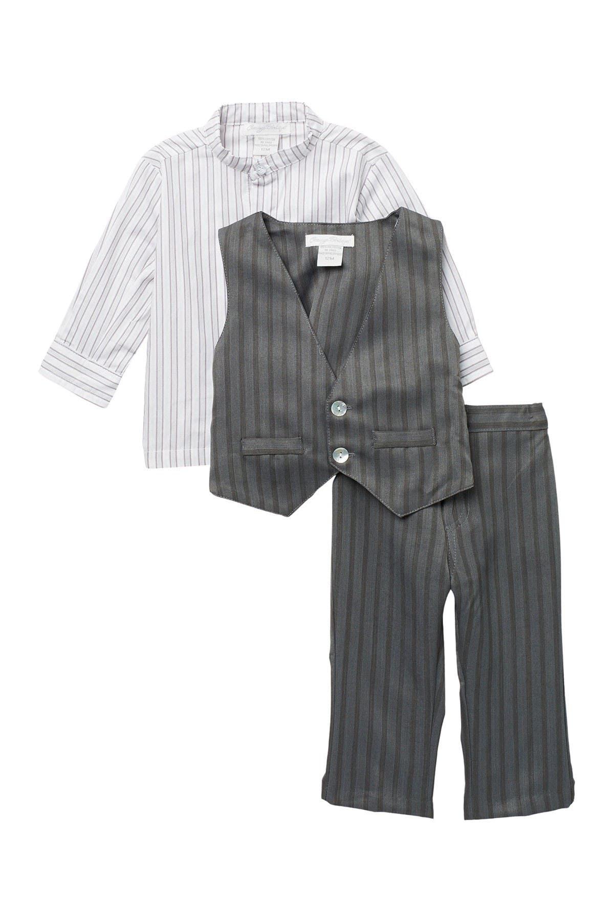 Image of Carriage Boutique 3-Piece Vest Set