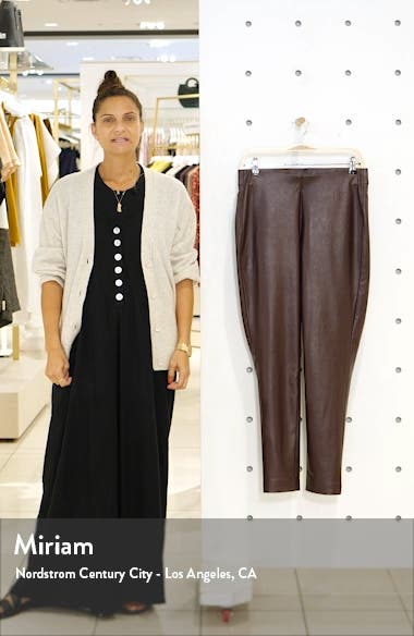 Faux Leather Pants, sales video thumbnail