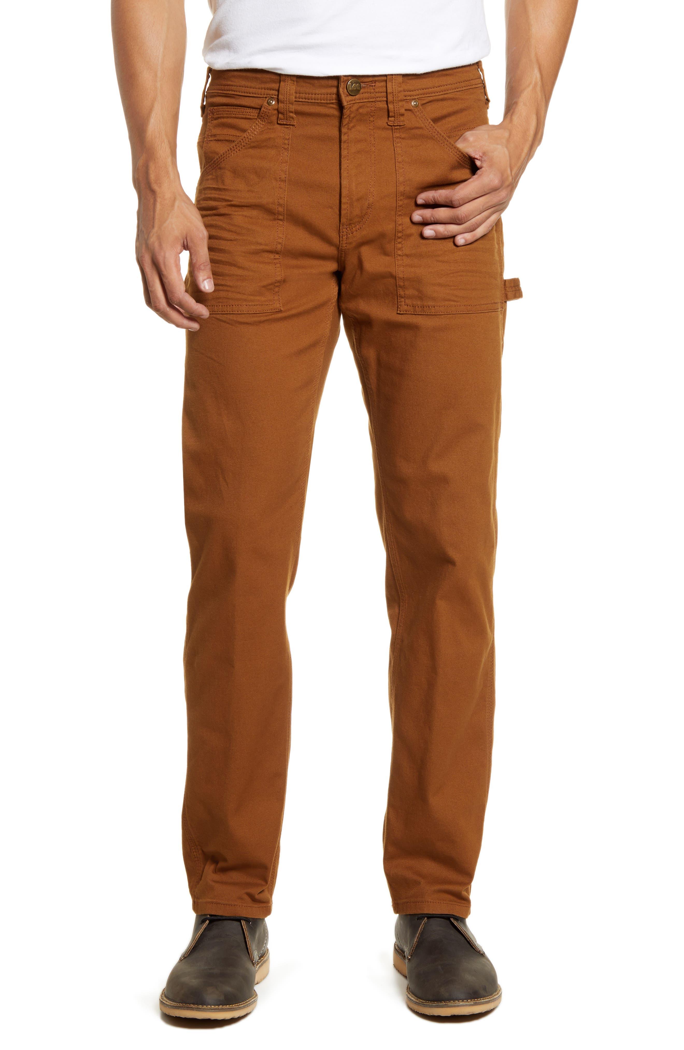 Slim Fit Carpenter Pants