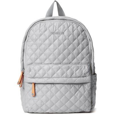 Mz Wallace City Backpack - Grey