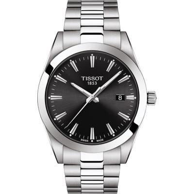 Tissot T-Classic Gentleman Bracelet Watch, 40mm