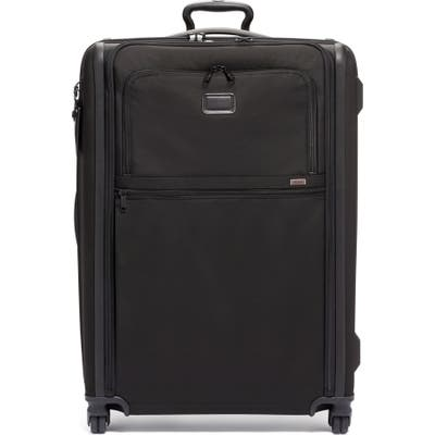 Tumi Alpha 3 Collection 31-Inch Extended Trip Expandable 4-Wheel Packing Case - Black