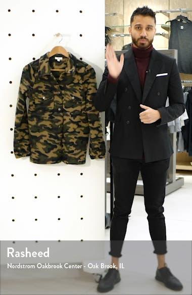 Cozy Fleece Jacket, sales video thumbnail