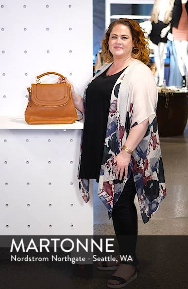 Rubie Faux Leather Backpack, sales video thumbnail