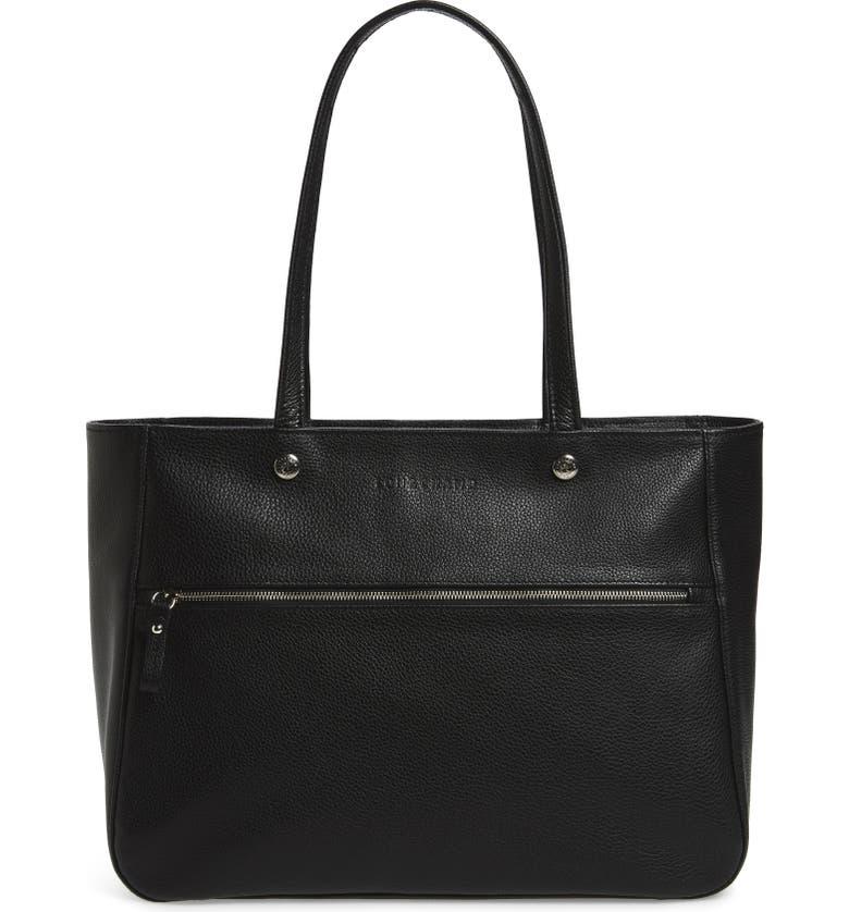 Longchamp Le Foulonné Leather Tote   Nordstrom