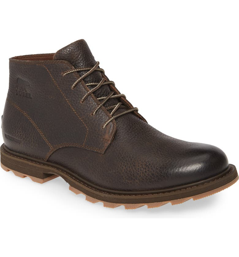 SOREL Madson Waterproof Chukka Boot, Main, color, TOBACCO