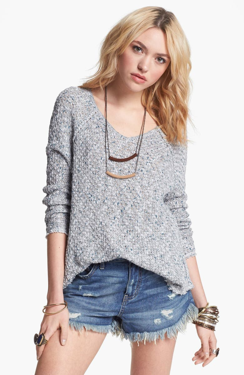 FREE PEOPLE 'Poppyseed' Pullover, Main, color, 427