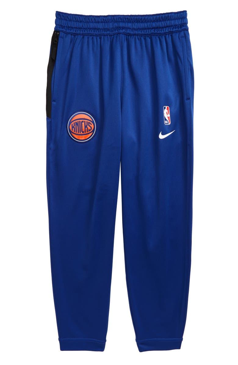 NIKE NBA Golden State Warriors Dry Sweatpants, Main, color, 400