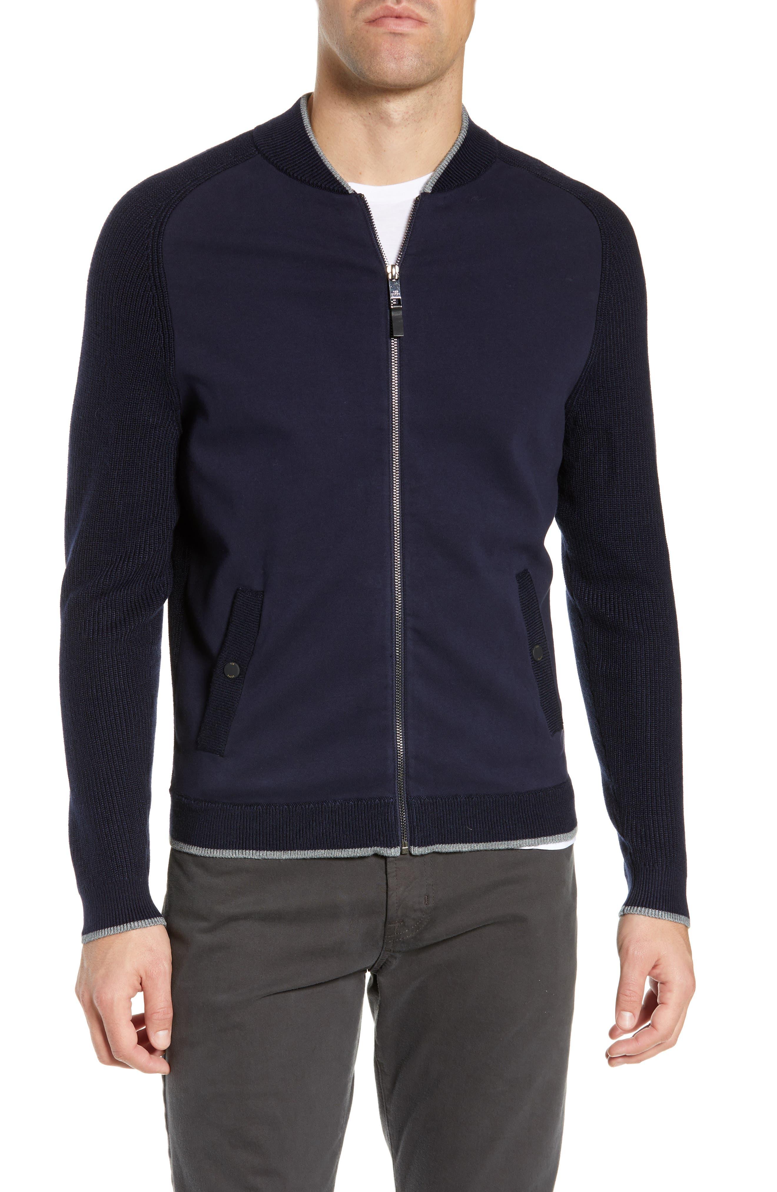 Ted Baker London Smuglyf Sweater, Blue