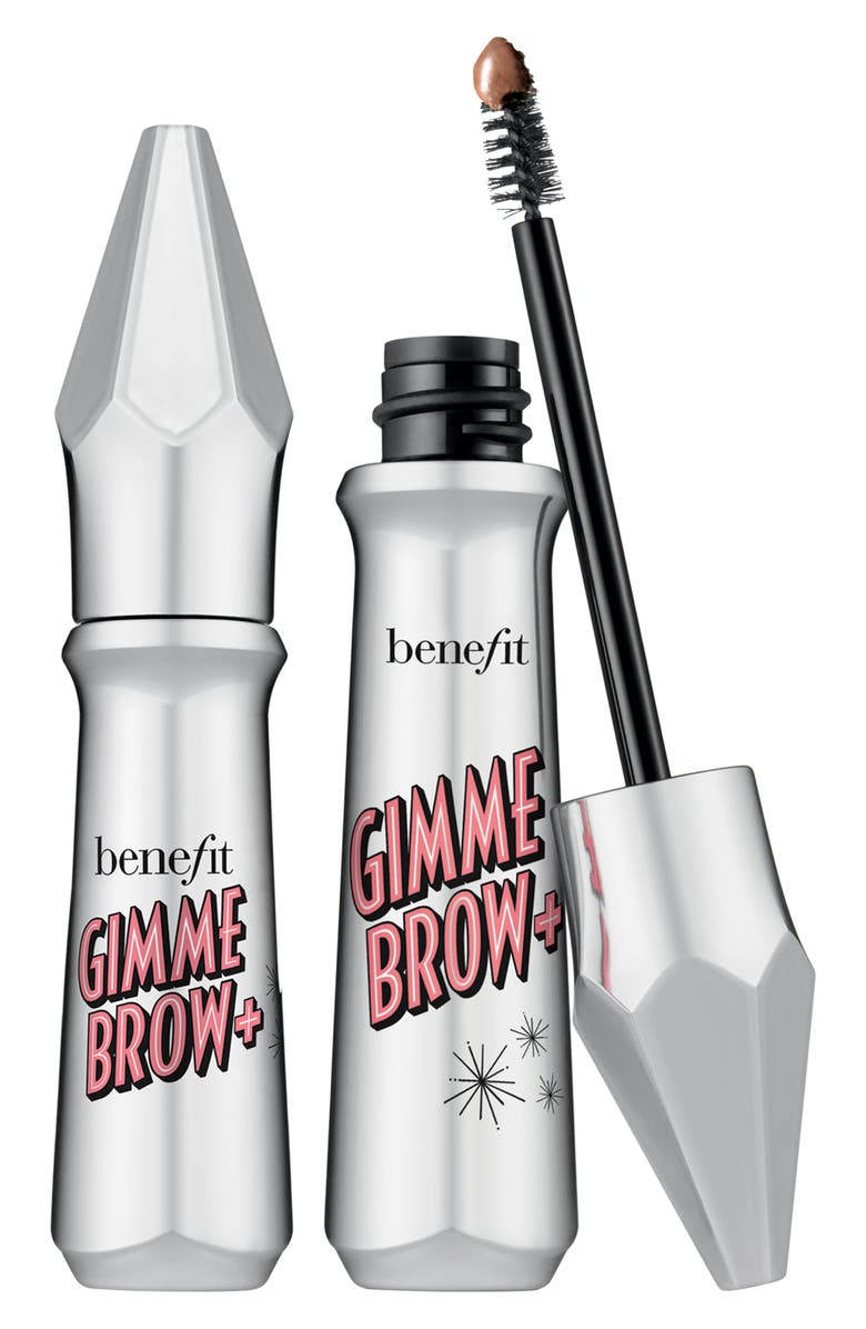 BENEFIT COSMETICS Benefit Gimme More Brow Set, Main, color, SHADE 3.5- WARM AUBURN BROWN