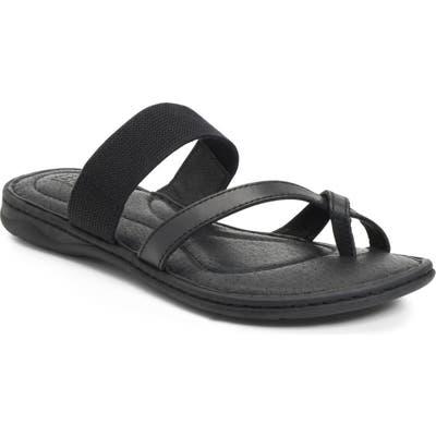 B?rn Sri Slide Sandal, Black