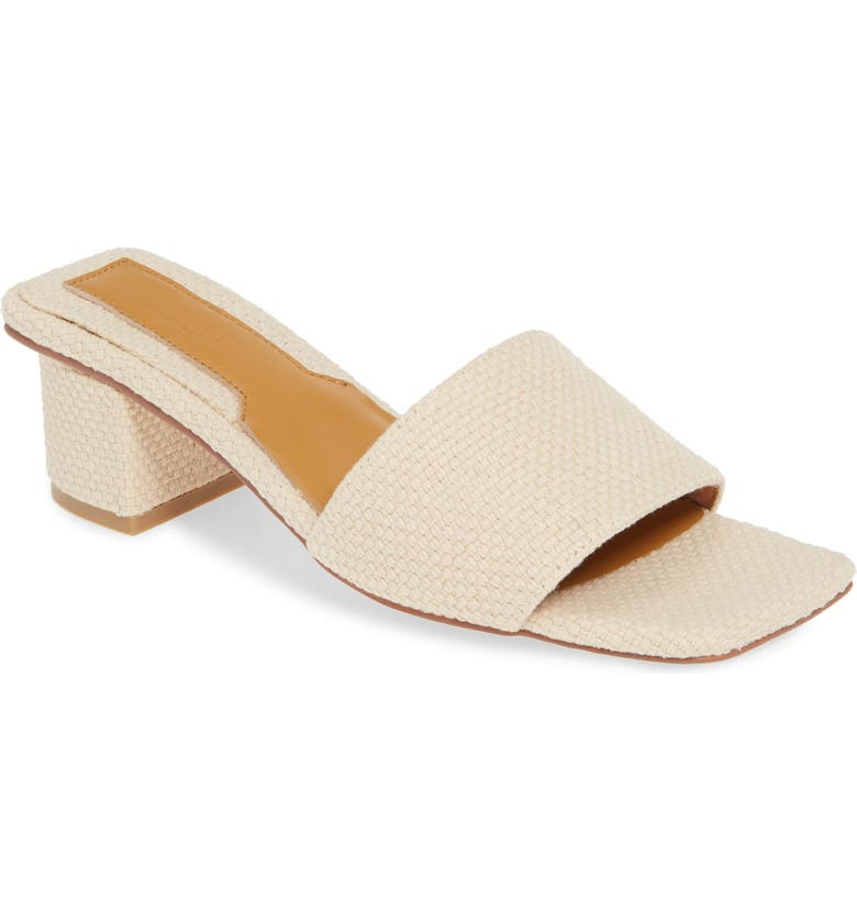 JAGGAR Meadow Woven Slide Sandal, Main, color, 250