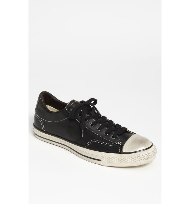 CONVERSE BY JOHN VARVATOS 'Star Player' Leather Sneaker, Main, color, 001