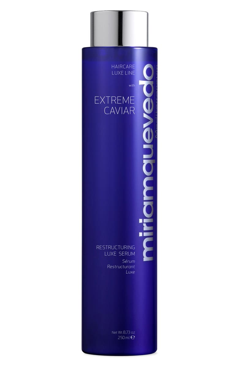 MIRIAM QUEVEDO Extreme Caviar Restructuring Luxe Serum, Main, color, NO COLOR