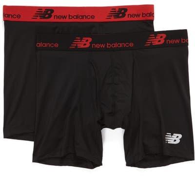 New Balance 2-Pack Boxer Briefs