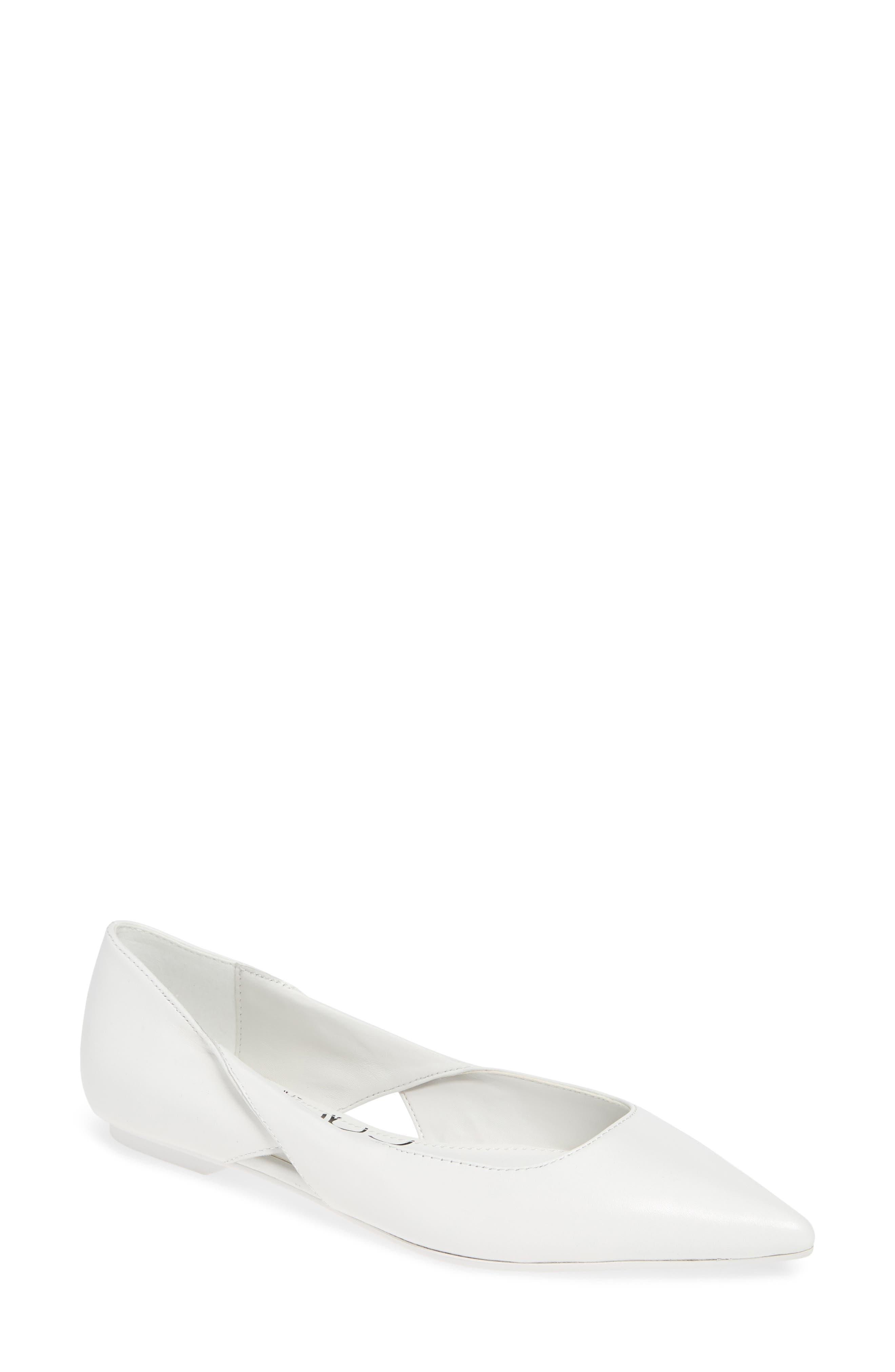 Calvin Klein Merrel Flat- White