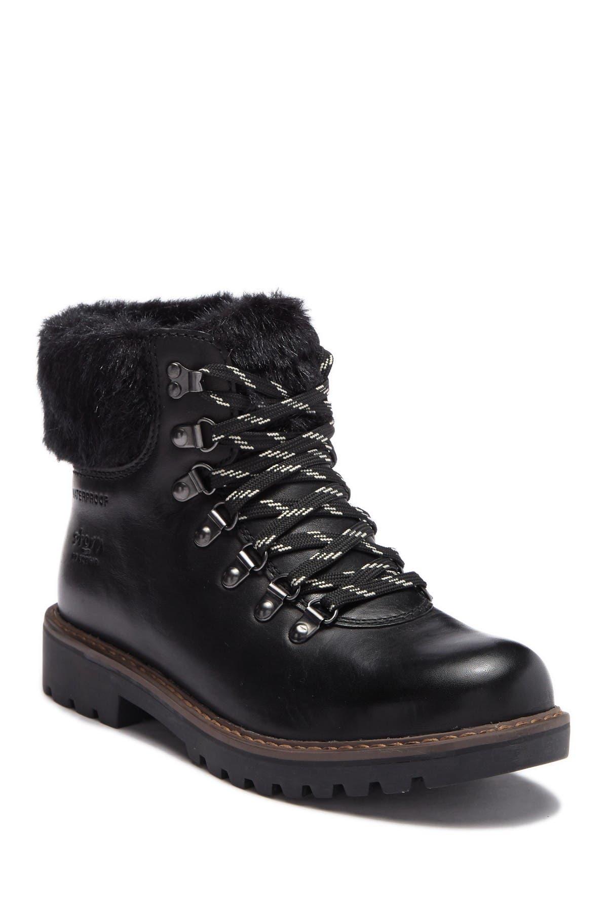 Image of Cougar Harlow Waterproof Faux Fur Lined Boot