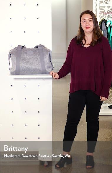 365 Large Landon Neoprene Carryall Duffle Bag, sales video thumbnail