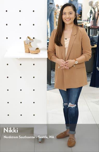 Jess Platform Sandal, sales video thumbnail