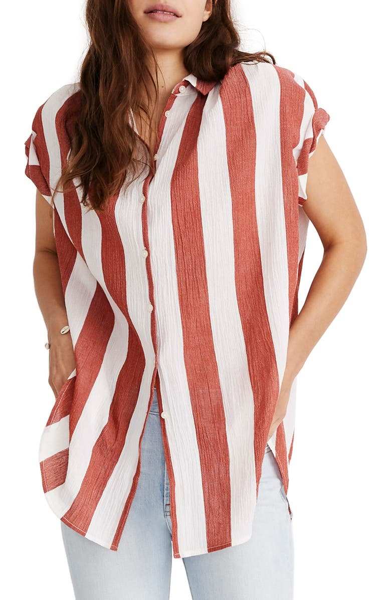 MADEWELL Central Tunic, Main, color, 600