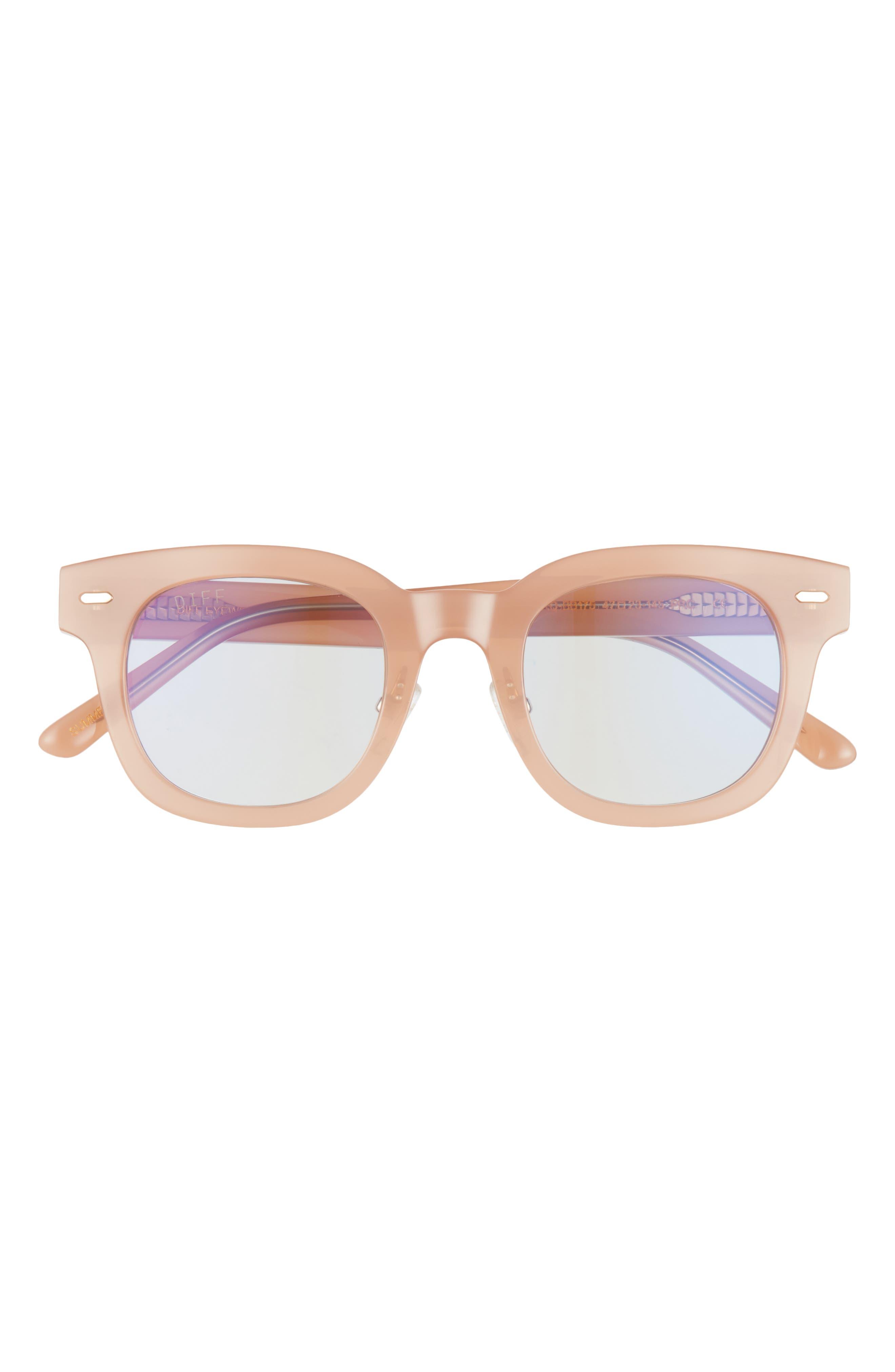 Summer 47mm Blue Light Blocking Glasses