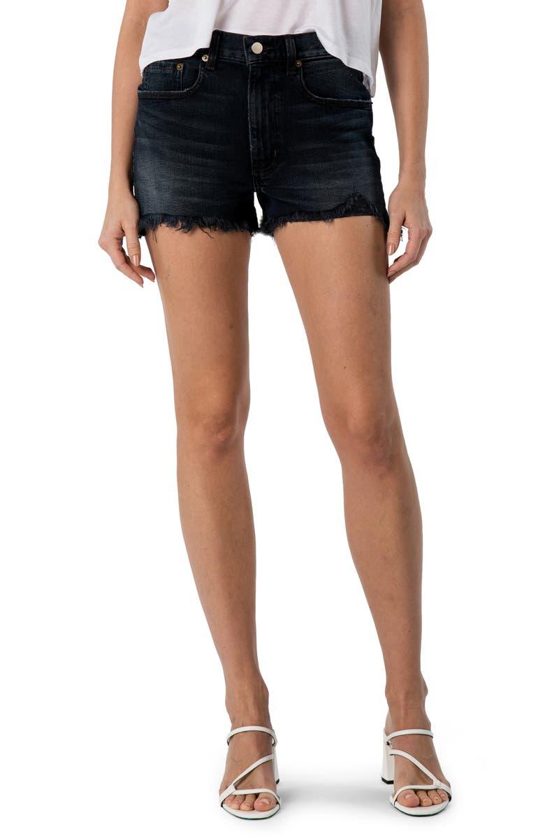 MODERN AMERICAN East Side Denim Shorts, Main, color, SEGUNDO