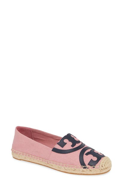 Tory Burch Shoes POPPY LOGO ESPADRILLE FLAT