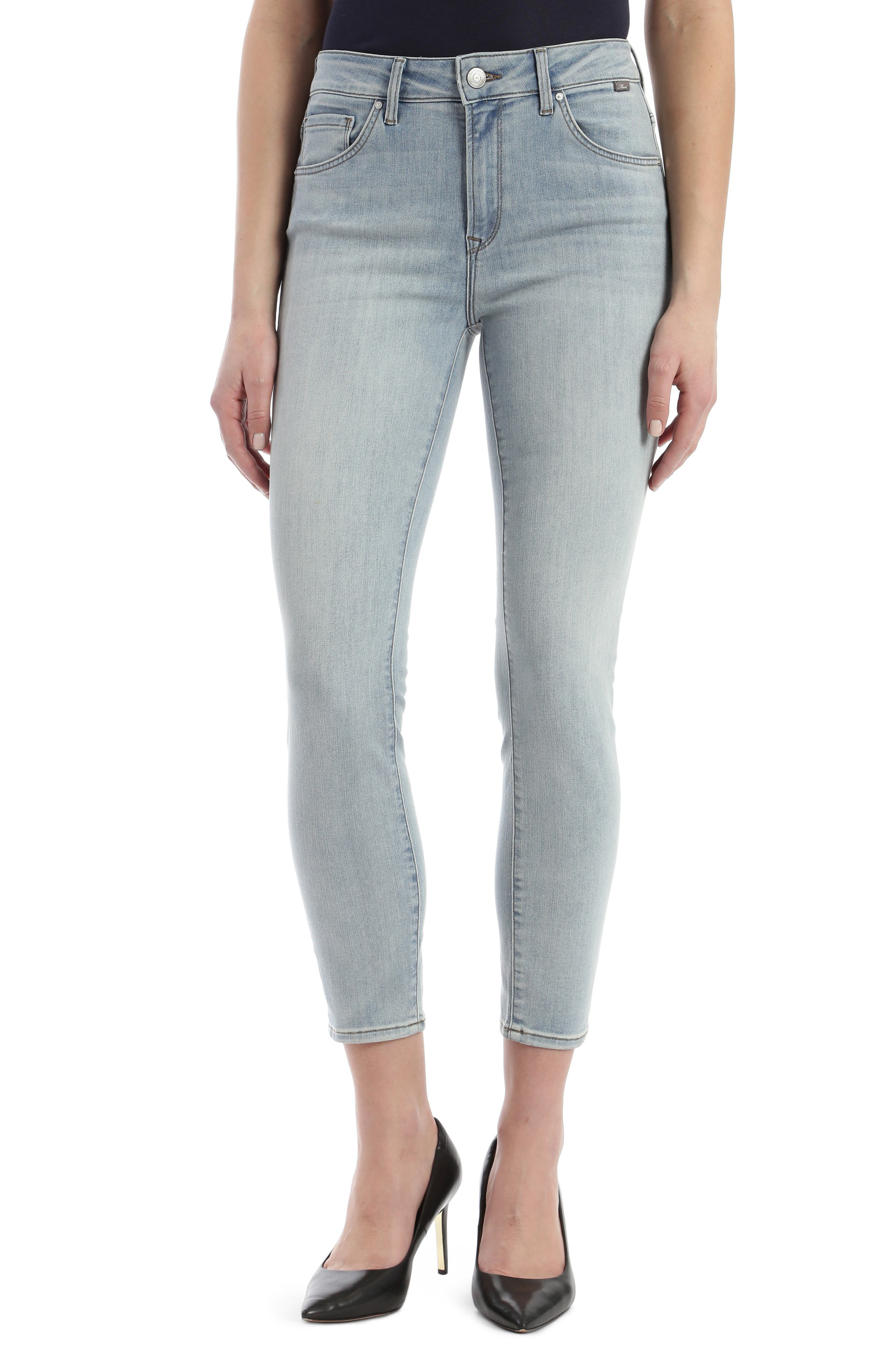 Tess Ankle Skinny Jeans